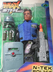 steel n-tek police rescue action figure