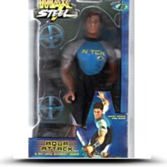 Buy Max Steel Aqua Attack