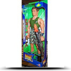 Buy Max Steel Bazooka Gun Action Figure