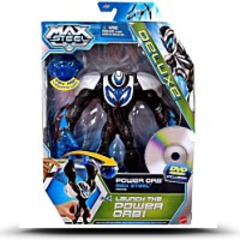 Max Steel Deluxe Power Orb Max Steel