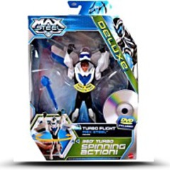 Max Steel Deluxe Turbo Flight Max Steel