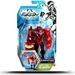 Max Steel Dredd Action Figure