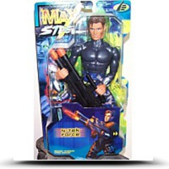 Max Steel Ntek Force