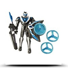 Max Steel Rip Launch Toxzon Action Figure
