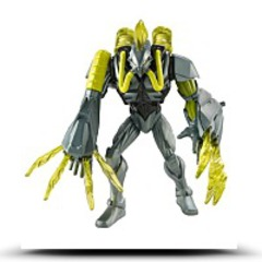Buy Max Steel Spider Claw Toxzon Action Figure