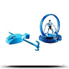 Max Steel Turbo Fighters Figure Turbo
