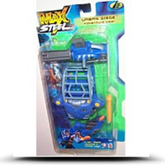 Buy Max Steel Urban Siege Adventure Gear
