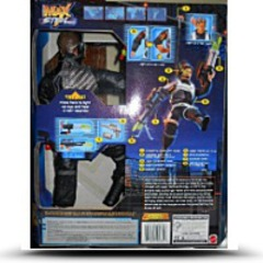 Buy Max Steel 12 Night Combat Figure