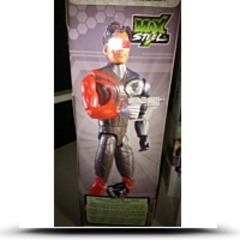 Buy Max Steel Ntek Adventures 12 Radioactive