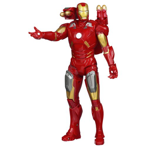 Marvel Avengers Repulsor Strike Iron