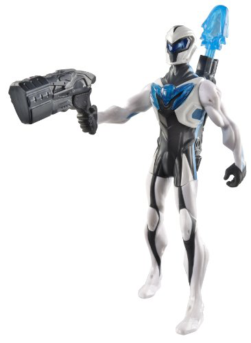 Max Steel Ultra Blast Max Steel Action