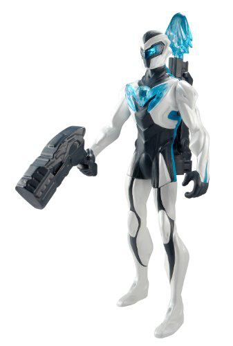 Max Steel Electro Cannon Max Steel Action