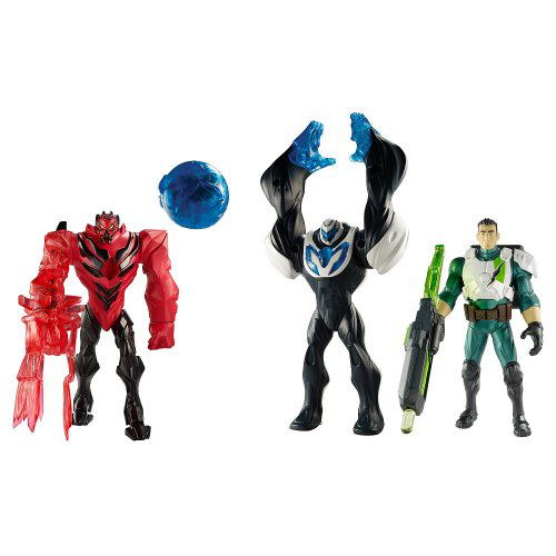 Max Steel Giftable Teamup Figure